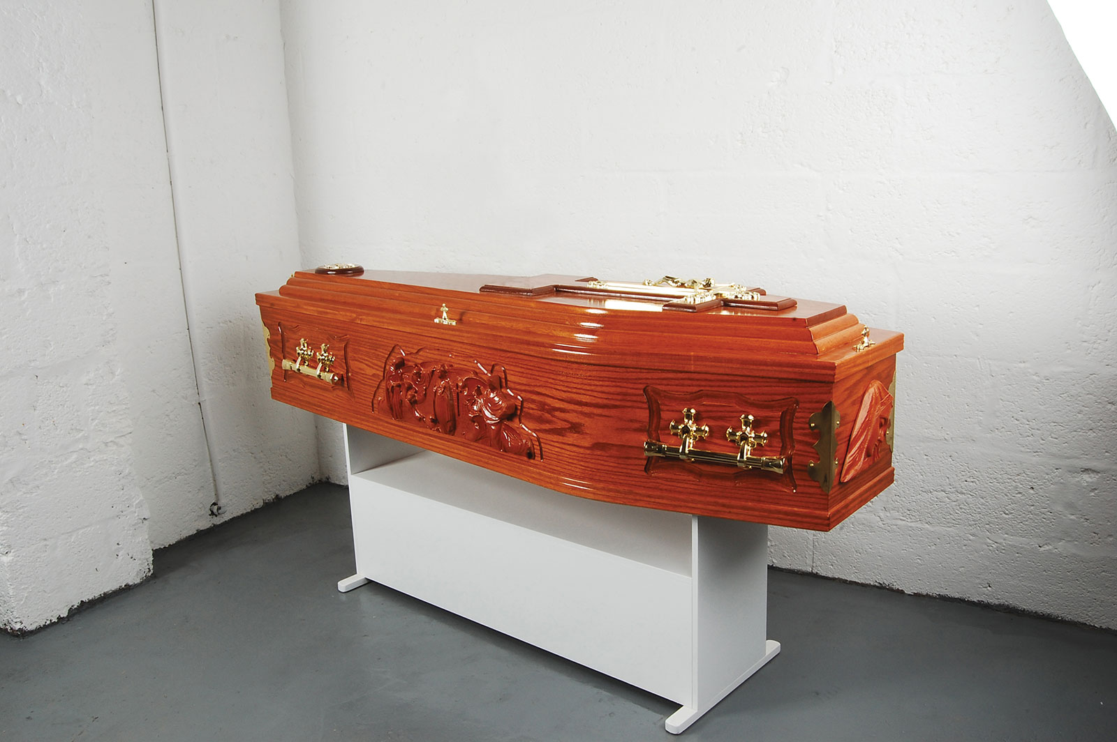 Religious Coffins | Sheals and Sons